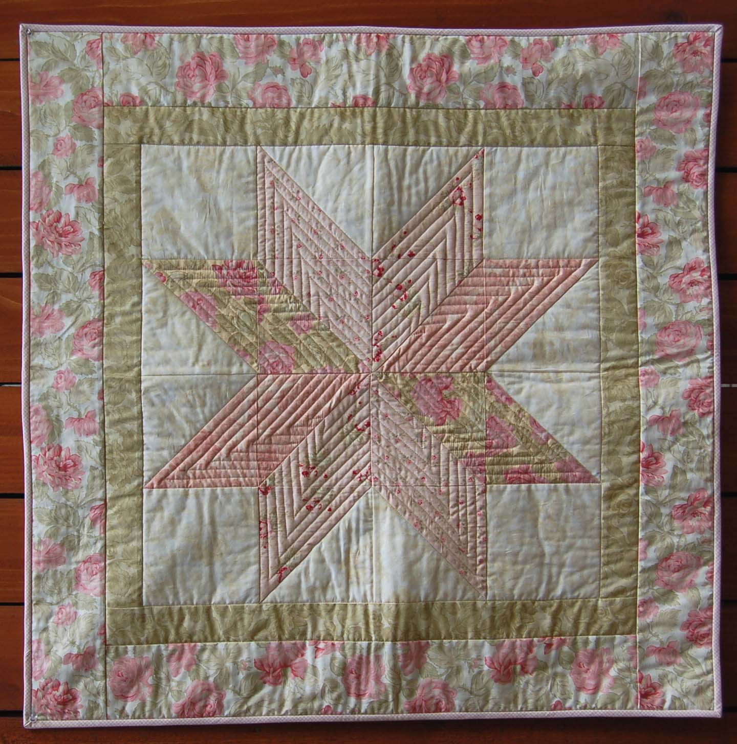 Easy Quilt Patterns For Baby : free baby quilt pattern The Piper s Girls
