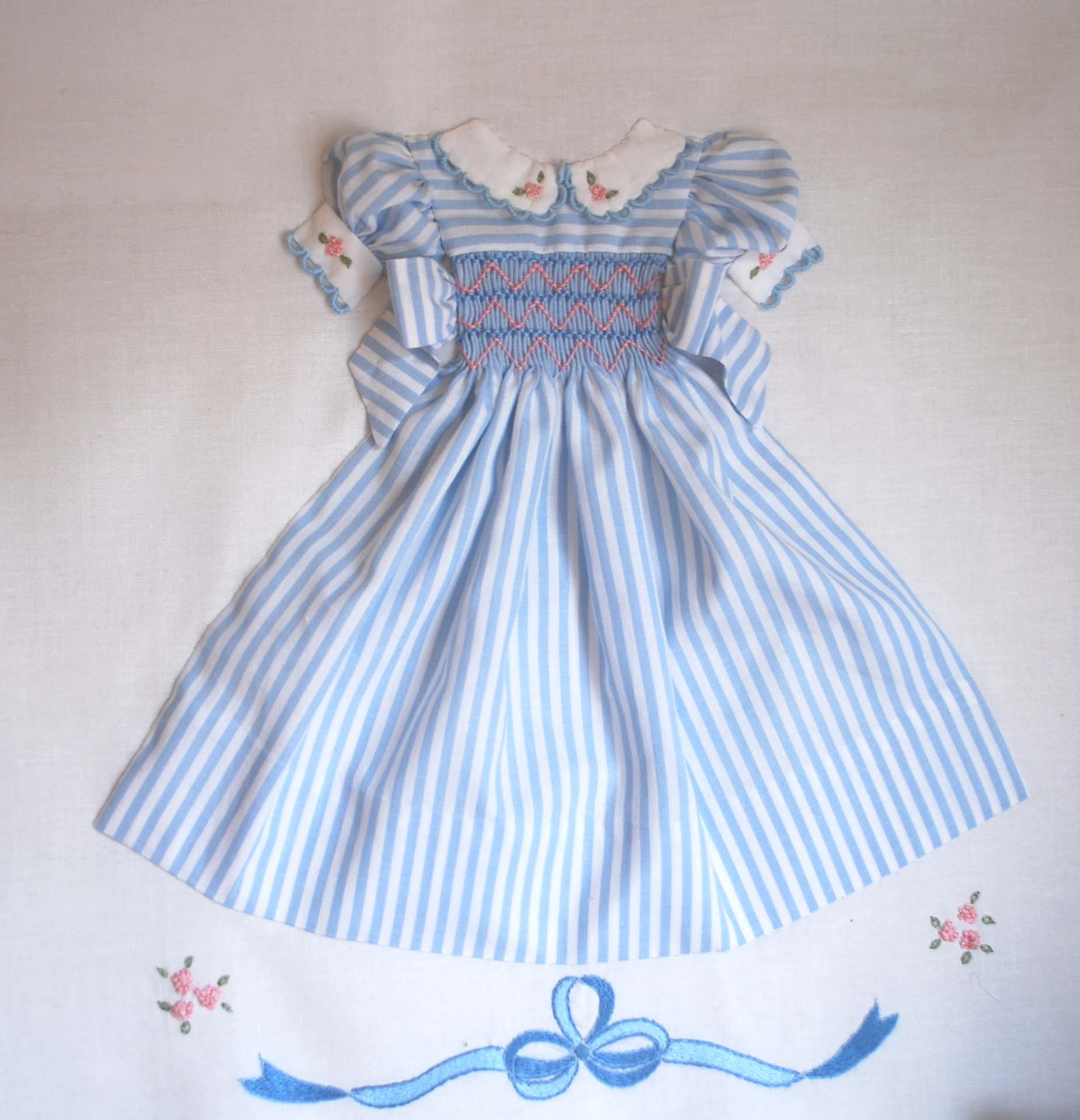 Fall Smocked Dresses For Little Girls Little Smocked Dresses