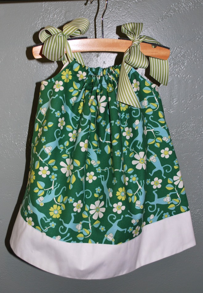 Pillowcase Dress