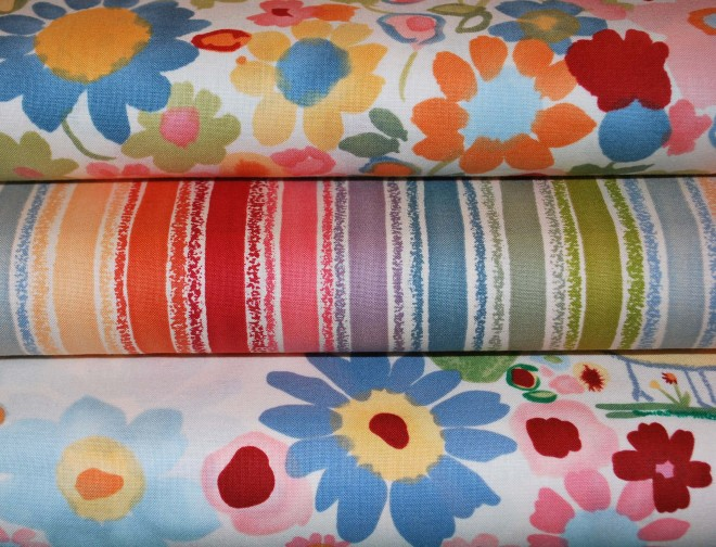 Watercolor Fabrics