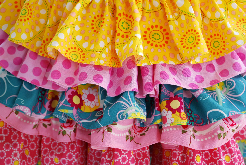 Nie Nie Skirt – The Piper\'s Girls