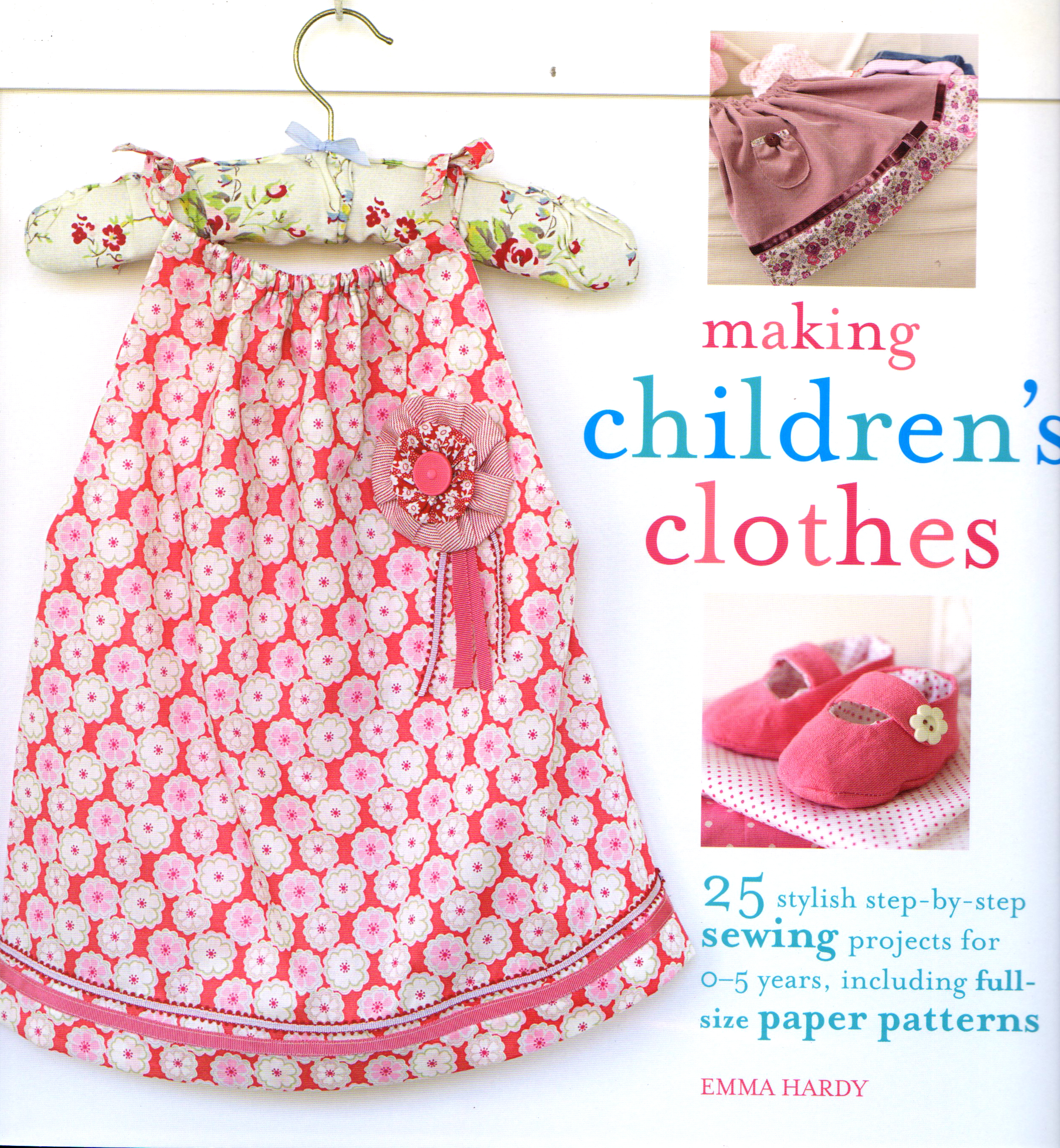 Making Children S Clothes The Piper S Girls