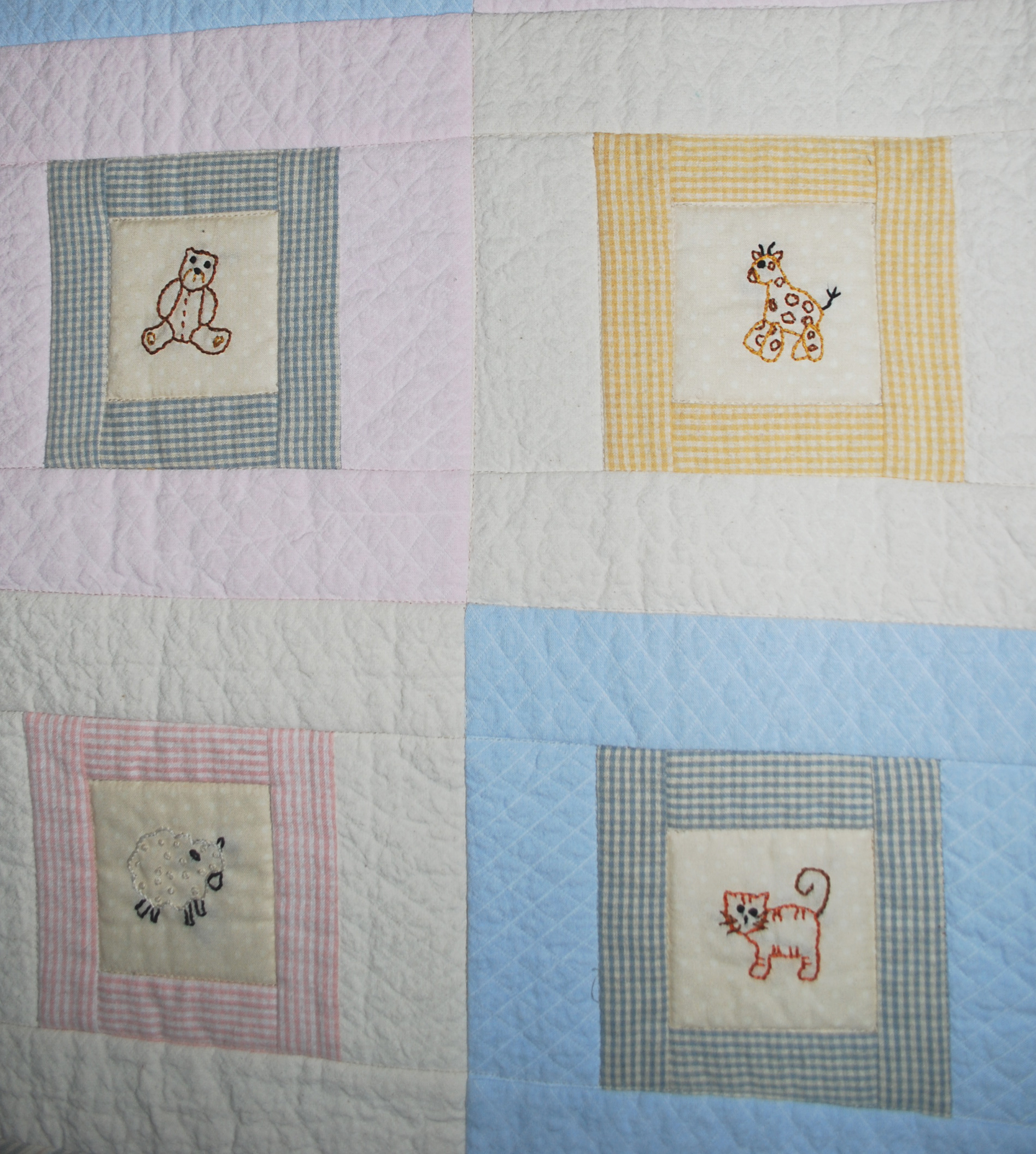 baby quilt pattern The Piper s Girls