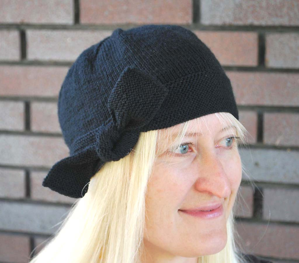 Free Knitting Patterns For Hats In The Round : 301 Moved Permanently