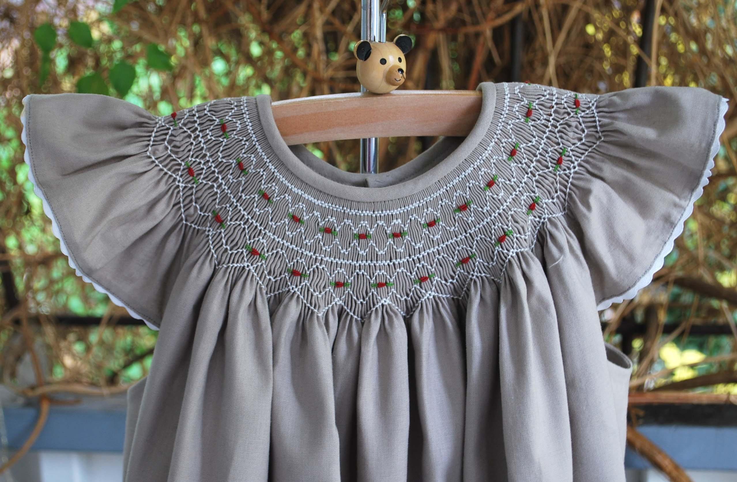 Smocked Holiday Dresses - Long Dresses Online
