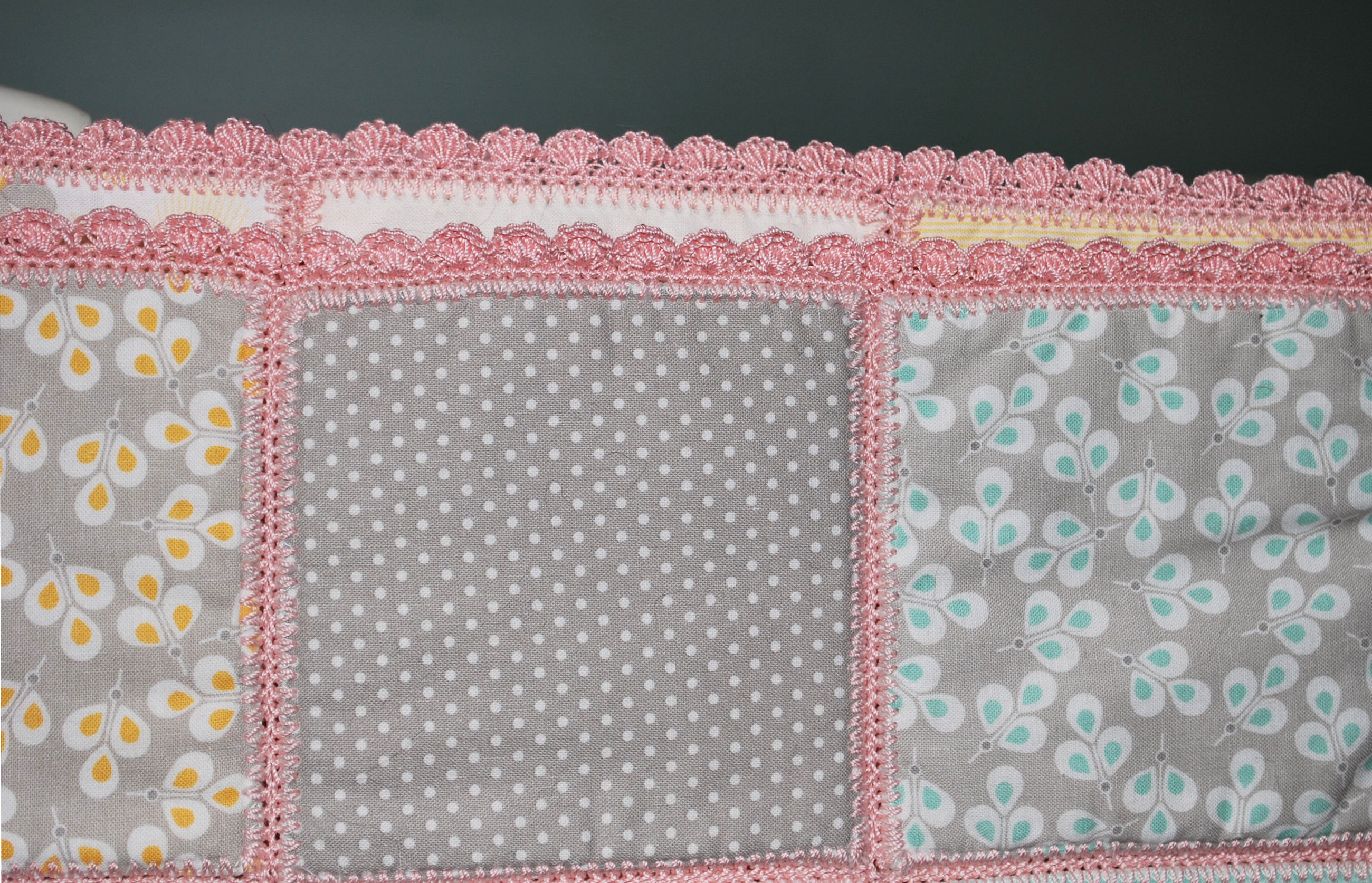 Crochet Baby Patchwork Sneak Peek - The Pipers Girls