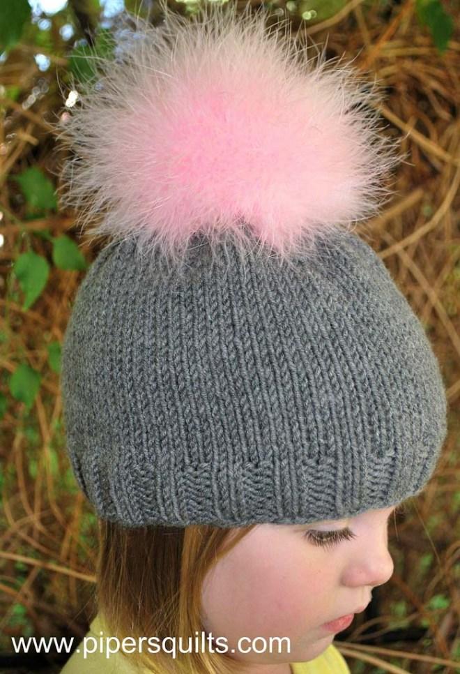 marabou hat