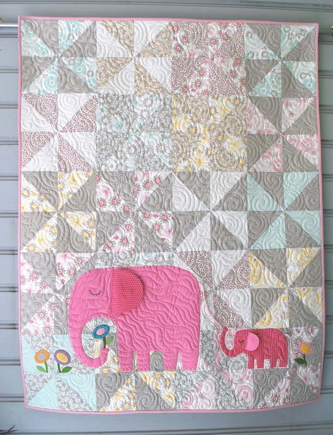 E is for Elephant The Piper s Girls