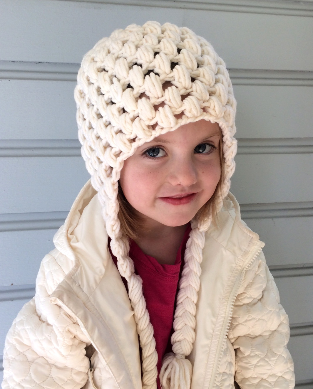 Crochet Patterns Scarfie Yarn : Chamonix Hat - The Pipers Girls