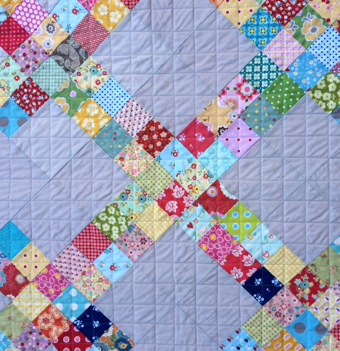 Free quilt patterns the piper 39 s girls for How to make a quilt template